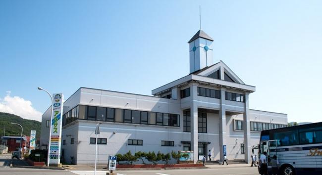 津軽海峡文化館アルサス