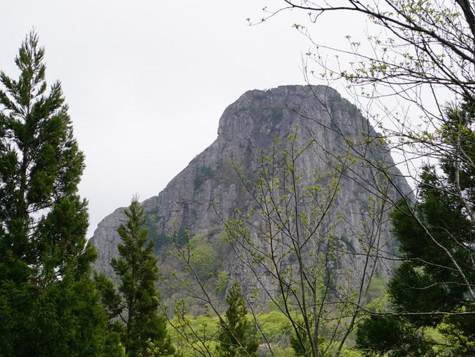 縫道石山登山