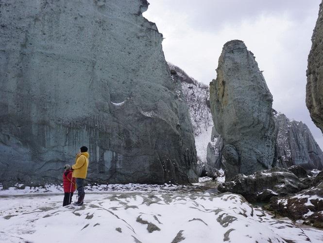 冬の仏ヶ浦